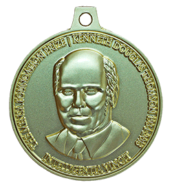 Foundation Prize medal