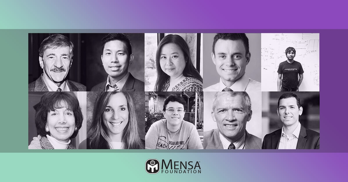 2019 Mensa Foundation Award Winners Announced